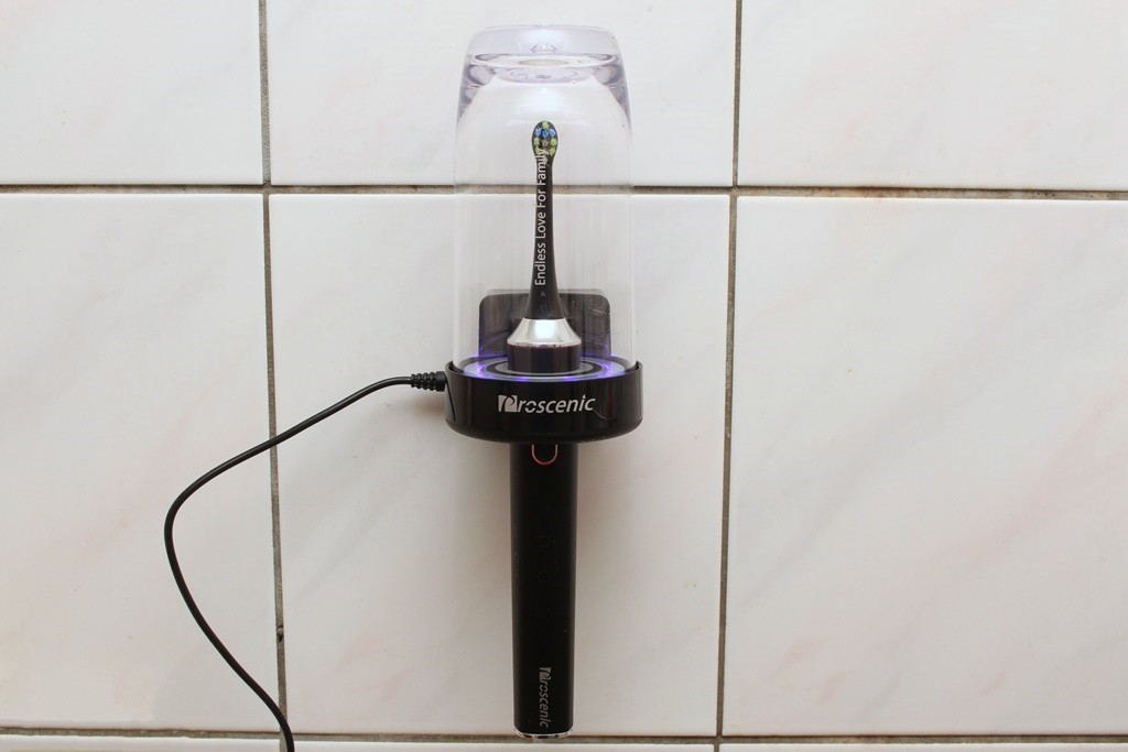浦桑尼克 Proscenic H600智慧型音波牙刷-聰明清潔口腔,電動牙刷推薦