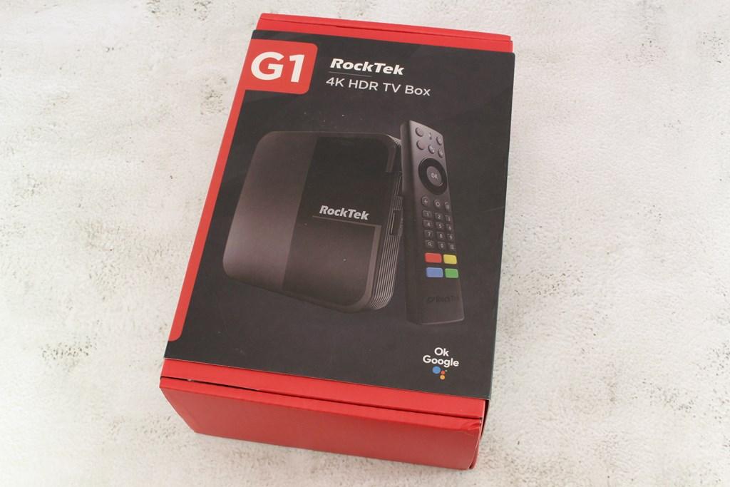 雷爵RockTek G1 4K HDR電視盒-無痛升級Google授權Android TV系統,語音助理免動手 - 4