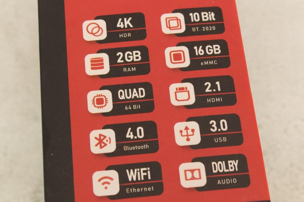 雷爵RockTek G1 4K HDR電視盒-無痛升級Google授權Android TV系統,語音助理免動手 - 13
