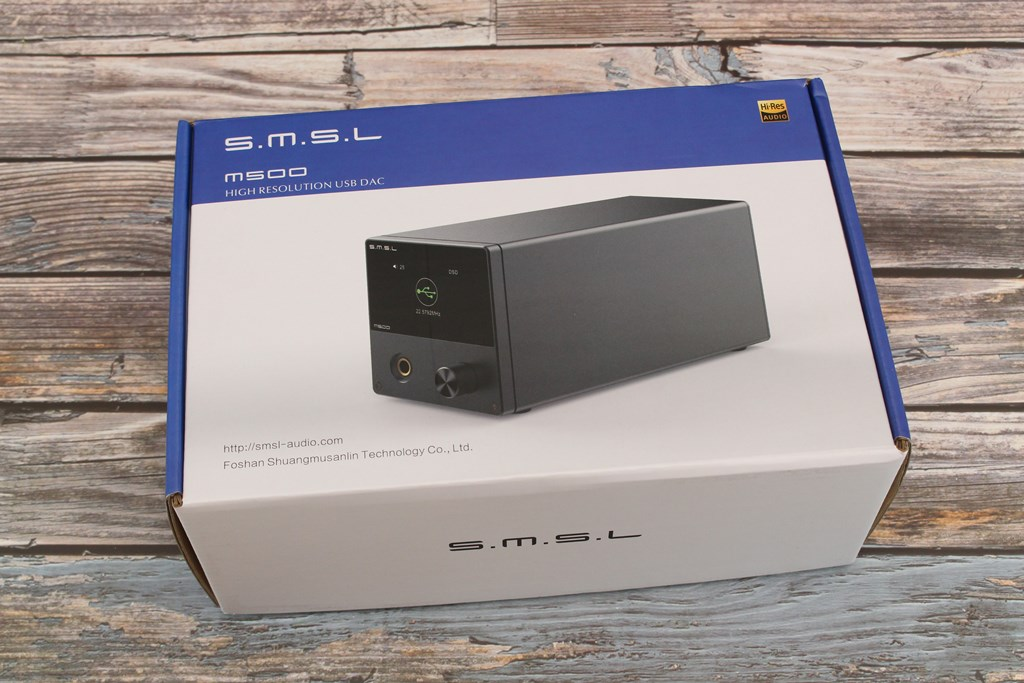 双木三林S.M.S.L M500 USB DAC耳機擴大機-支援MQA格式,征服你的挑剔耳朵 - 4