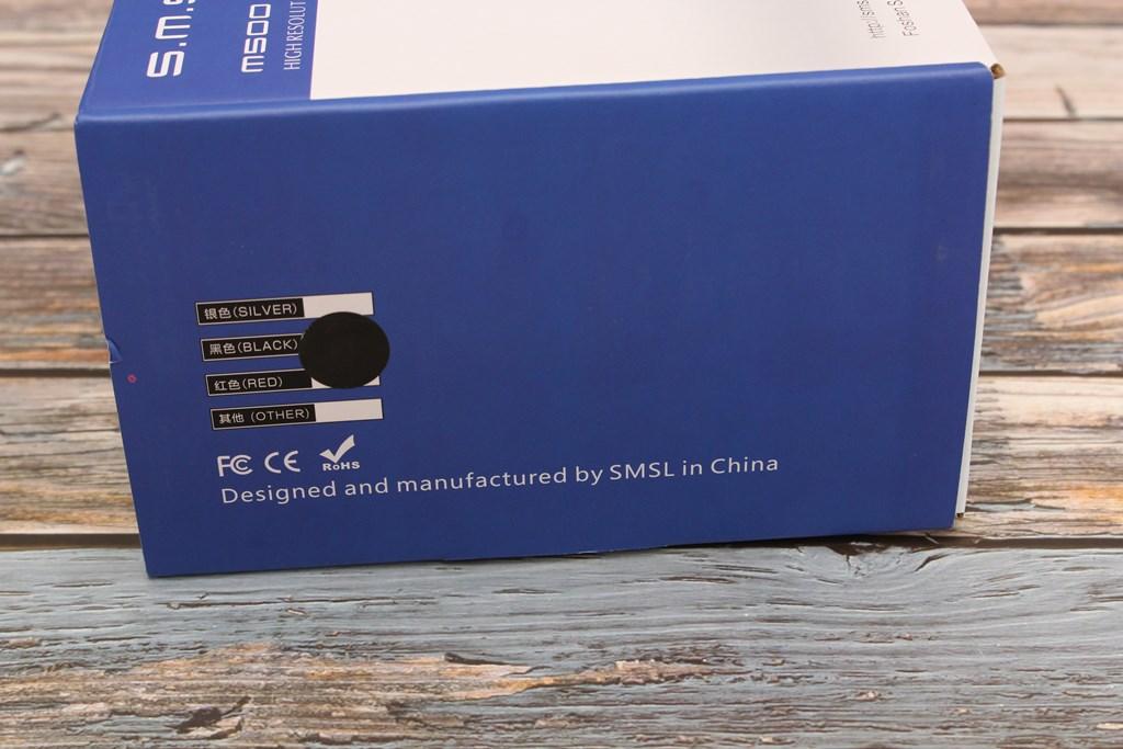 双木三林S.M.S.L M500 USB DAC耳機擴大機-支援MQA格式,征服你的挑剔耳朵 - 9
