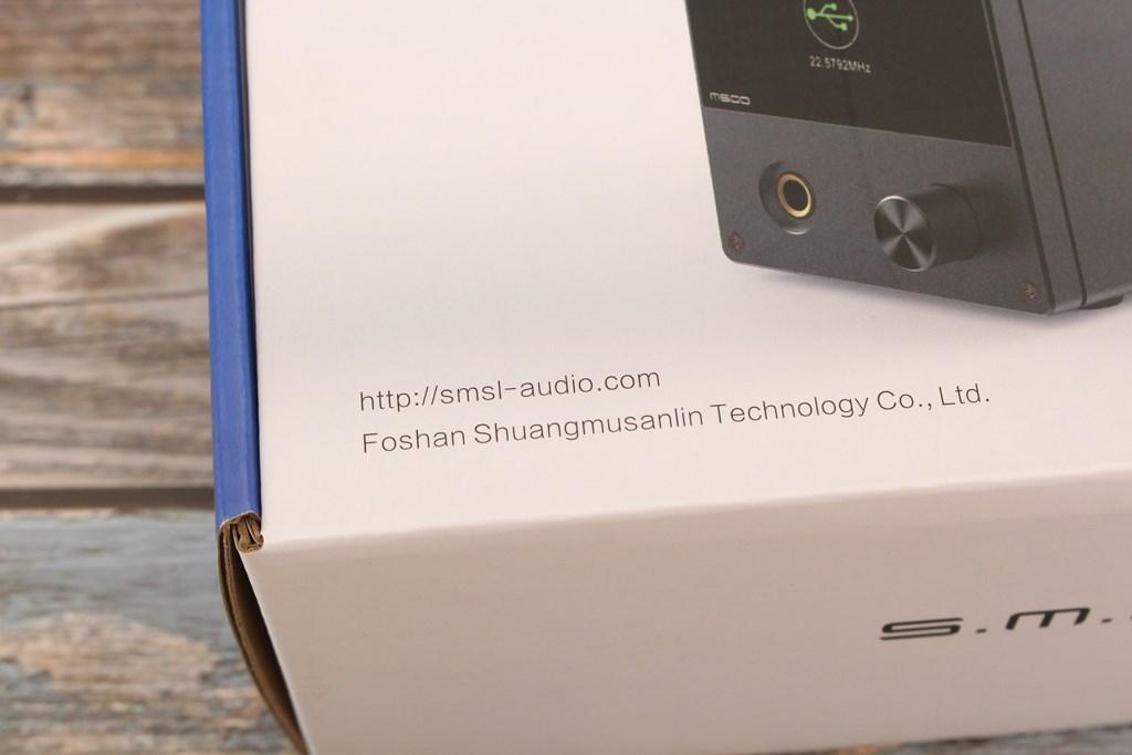 双木三林S.M.S.L M500 USB DAC耳機擴大機-支援MQA格式,征服你的挑剔耳朵 - 7