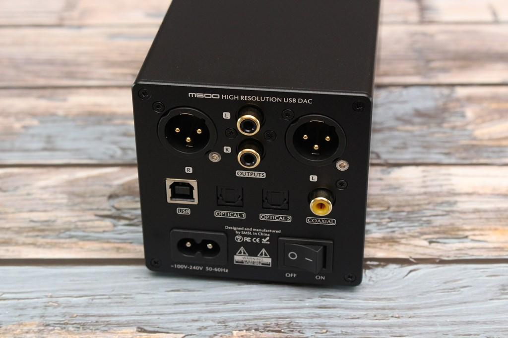 双木三林S.M.S.L M500 USB DAC耳機擴大機-支援MQA格式,征服你的挑剔耳朵 - 24