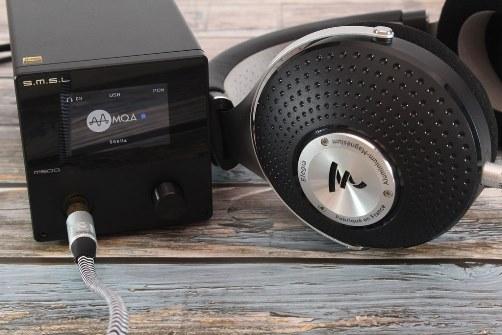 双木三林S.M.S.L M500 USB DAC耳機擴大機-支援MQA格式,征服你的挑剔耳朵 - 1
