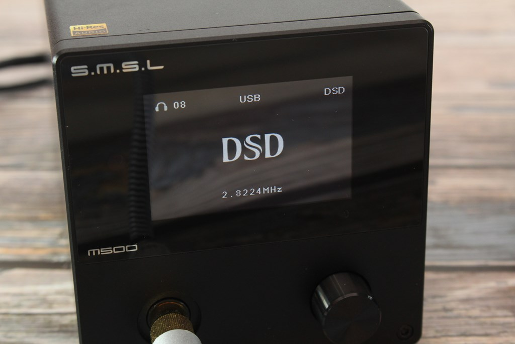 双木三林S.M.S.L M500 USB DAC耳機擴大機-支援MQA格式,征服你的挑剔耳朵 - 34