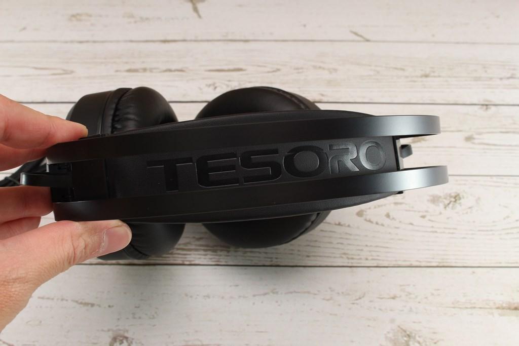 TESORO OLIVANT A2 游戏级耳机麦克风-入门电竞耳机亲民首选