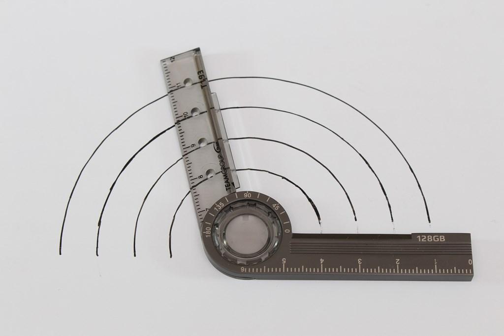 十銓TEAMGROUP T193 USB 3.2文具碟-專利五合一文具功能設計,更有防水保護!