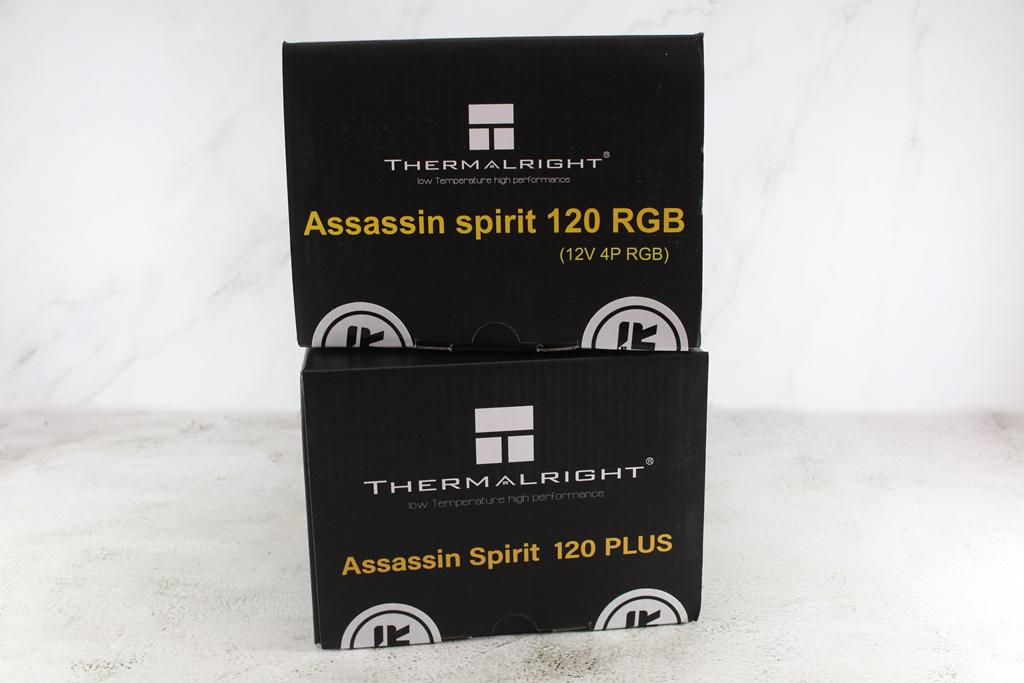 索摩樂Thermalright Assassin Spirit 120 PLUS/RGB塔型散熱器-無光害...2598