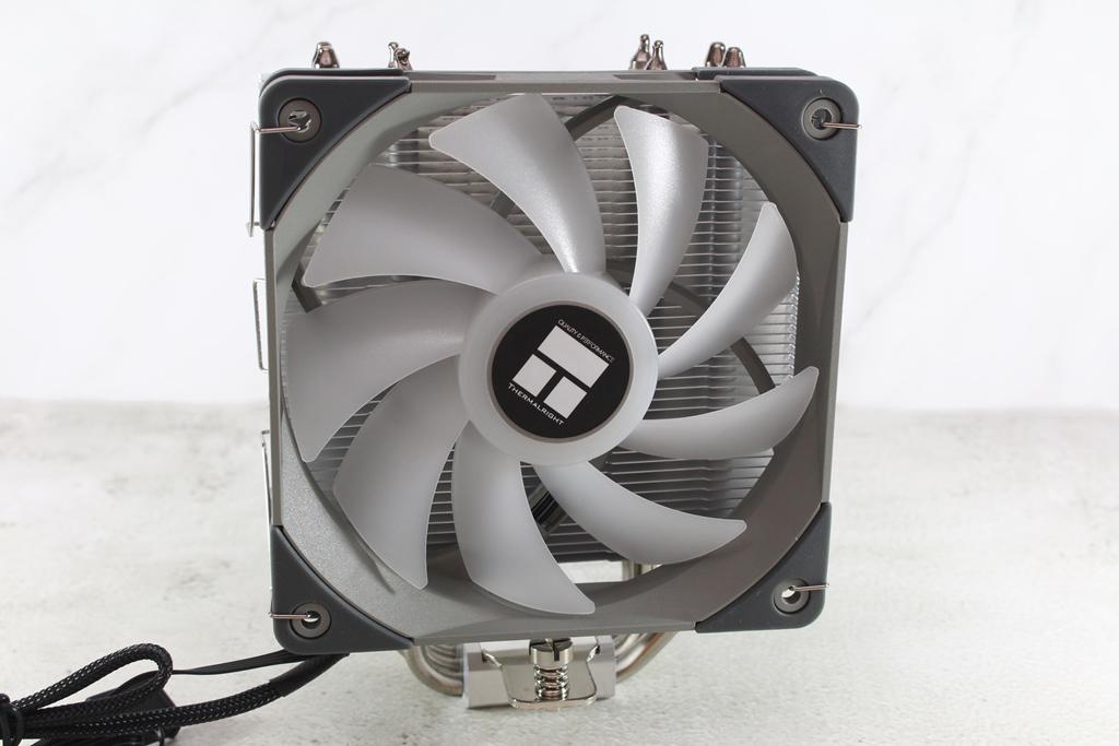 索摩樂Thermalright Assassin Spirit 120 PLUS/RGB塔型散熱器-無光害...6329