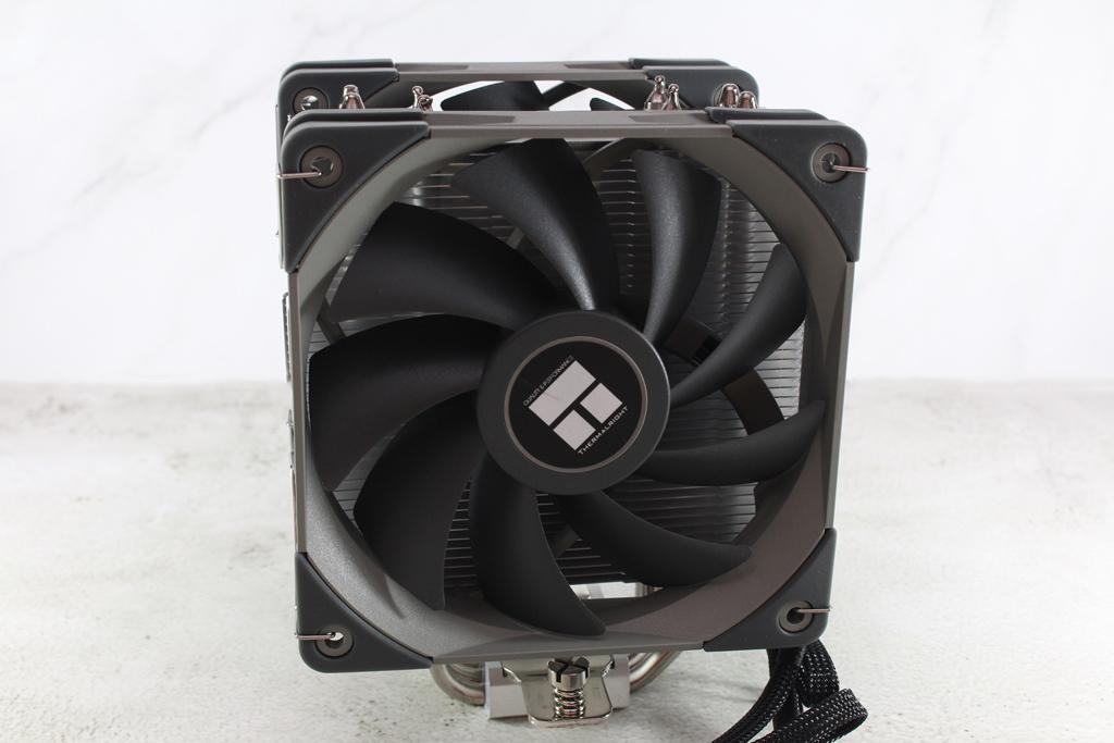 索摩樂Thermalright Assassin Spirit 120 PLUS/RGB塔型散熱器-無光害...5829