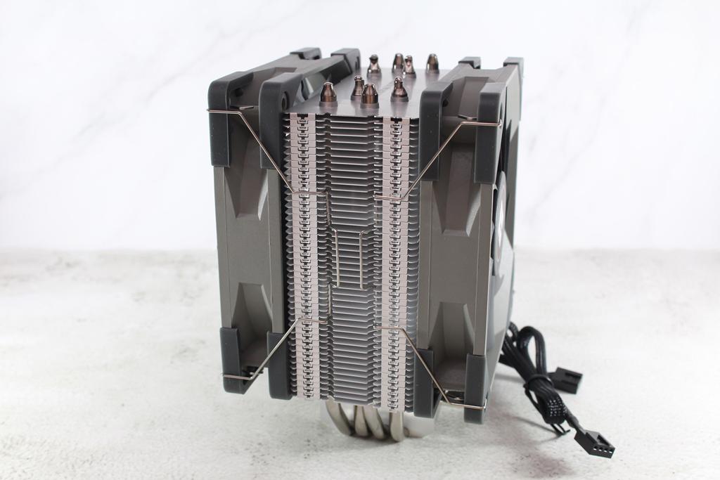 索摩樂Thermalright Assassin Spirit 120 PLUS/RGB塔型散熱器-無光害...1853