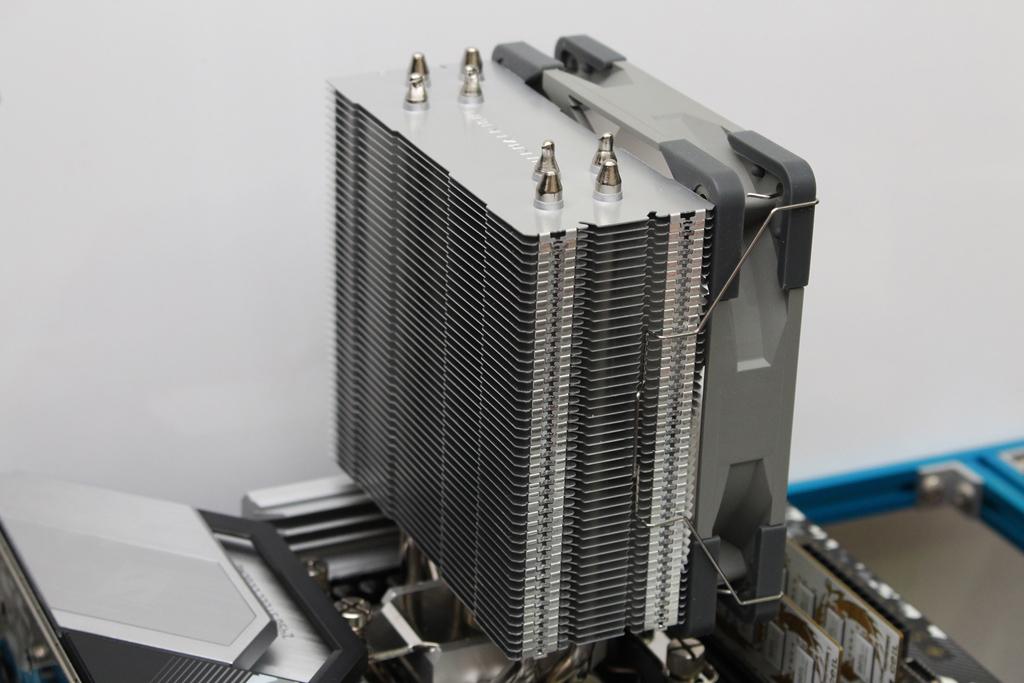 索摩樂Thermalright Assassin Spirit 120 PLUS/RGB塔型散熱器-無光害...7361