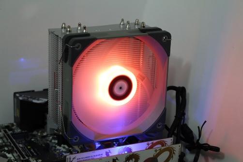 索摩樂Thermalright Assassin Spirit 120 PLUS/RGB塔型散熱器-無光害...1665