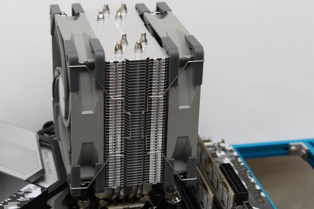 索摩樂Thermalright Assassin Spirit 120 PLUS/RGB塔型散熱器-無光害...2823