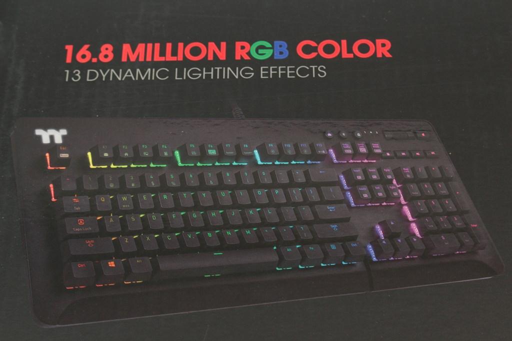 曜越Thermaltake Level 20 GT RGB機械式電競鍵盤-簡約奢華風格,質感與視覺燈效依然搶眼 - 8
