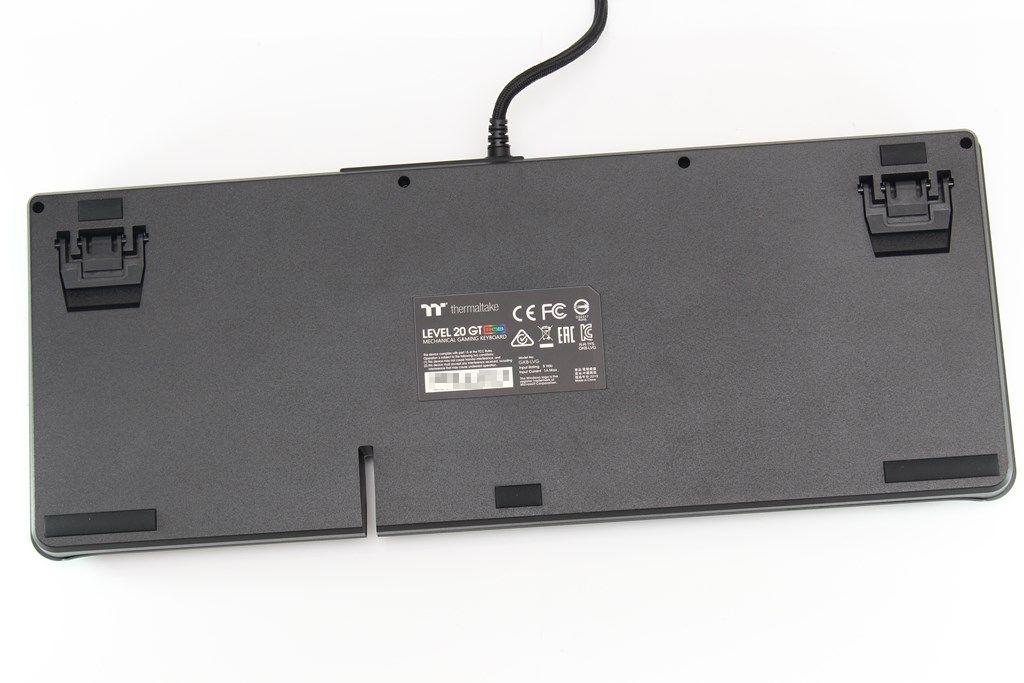 曜越Thermaltake Level 20 GT RGB機械式電競鍵盤-簡約奢華風格,質感與視覺燈效依然搶眼 - 37