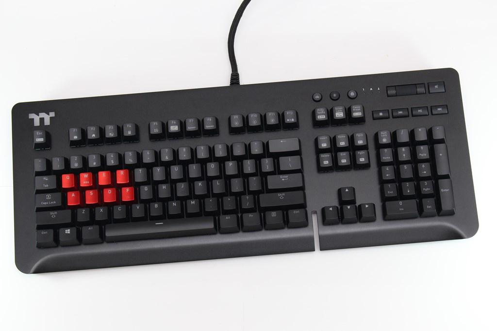 曜越Thermaltake Level 20 GT RGB機械式電競鍵盤-簡約奢華風格,質感與視覺燈效依然搶眼 - 58