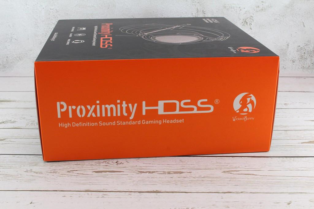 威克邦尼Wicked Bunny Proximity HDSS電競耳機-厚實耳罩沉浸體驗6489