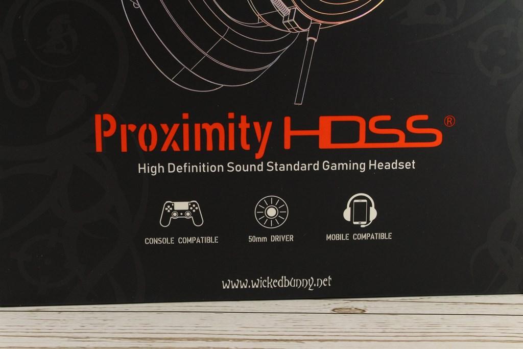 威克邦尼Wicked Bunny Proximity HDSS電競耳機-厚實耳罩沉浸體驗8345