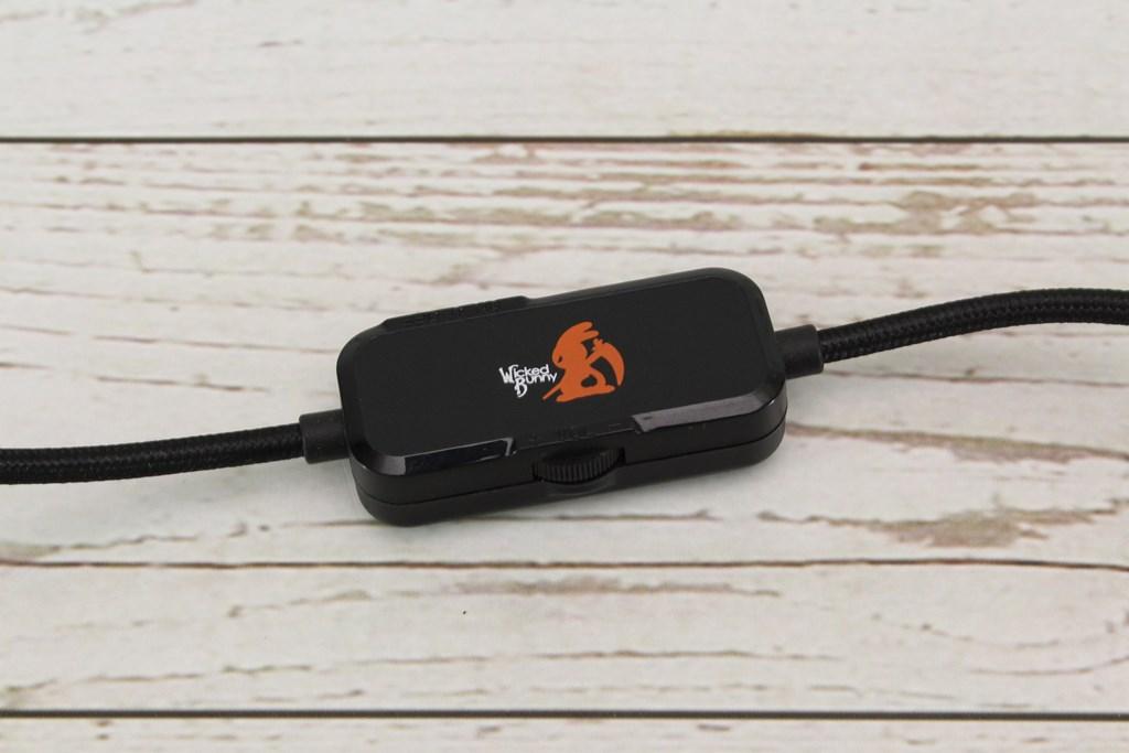 威克邦尼Wicked Bunny Proximity HDSS電競耳機-厚實耳罩沉浸體驗7290