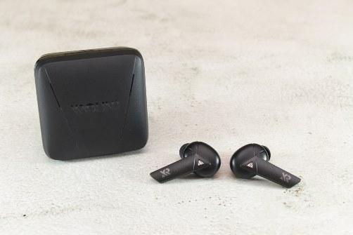XROUND AERO真無線藍牙耳機-搭載獨家環繞音效與超低50ms延遲, 輕鬆達成無感延遲成就! - 1