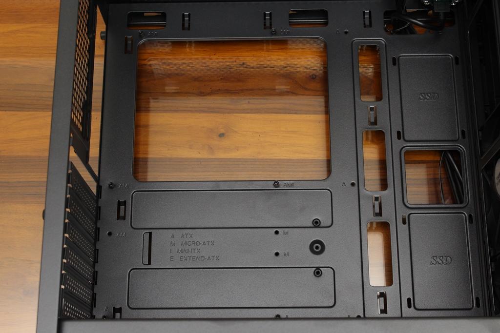 富鈞Xigmatek GRIP古利特機殼-入門鋼化玻璃戰鬥款式,挑戰高CP值寶座 - 32