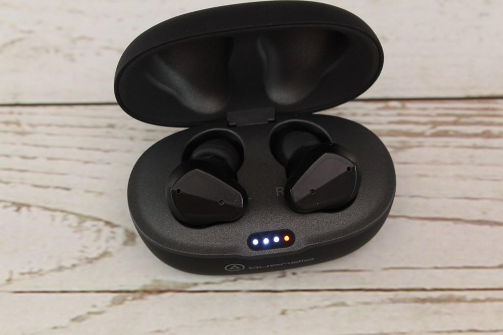 quandio ID真無線藍牙耳機-搭載高通QCC3020晶片與LDS鐳雕天線,價格親民輕鬆入主