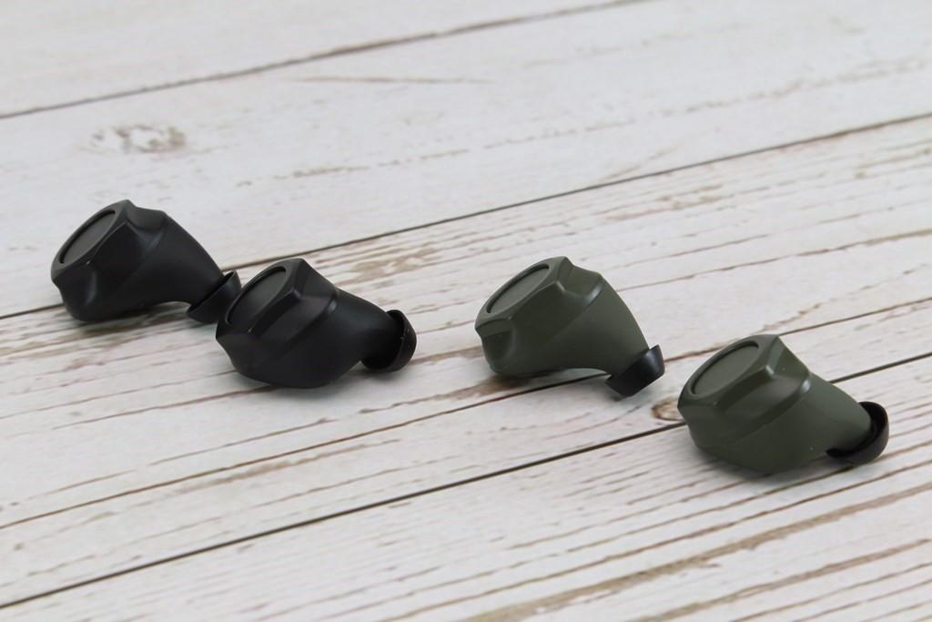 thecoopidea CARGO真無線藍牙耳機-硬派時尚軍事風,街拍單品好選擇