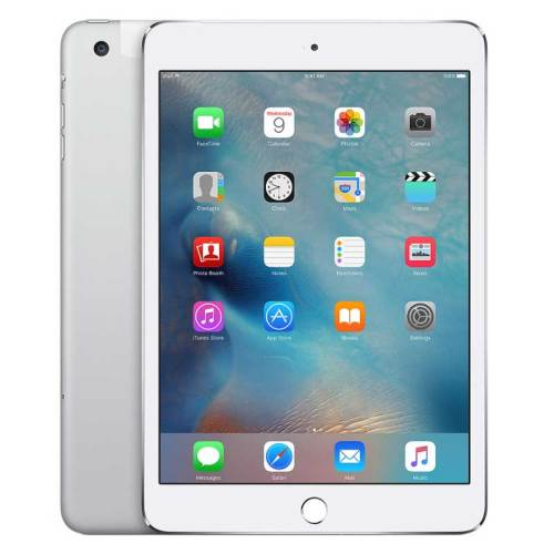 Refurb iPad Mini 4 Wi-Fi+Sim Card 128GB A1550