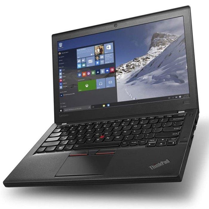 Lenovo Thinkpad X260 SSD Notebook