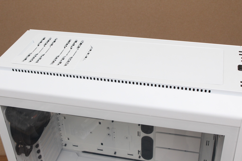 be quiet! SILENT BASE 802鋼化玻璃透側機殼-擴充能力一流,靜...4305