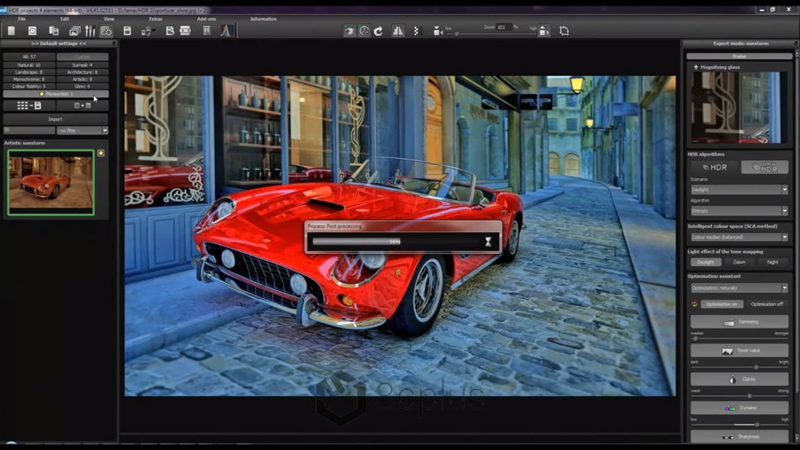 免費下載 | HDR Projects 5 讓你快速完成高動態範圍相片
