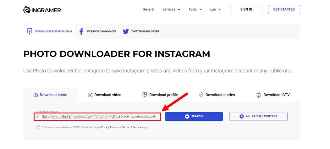 instagram 的圖片、影片應該如何下載?