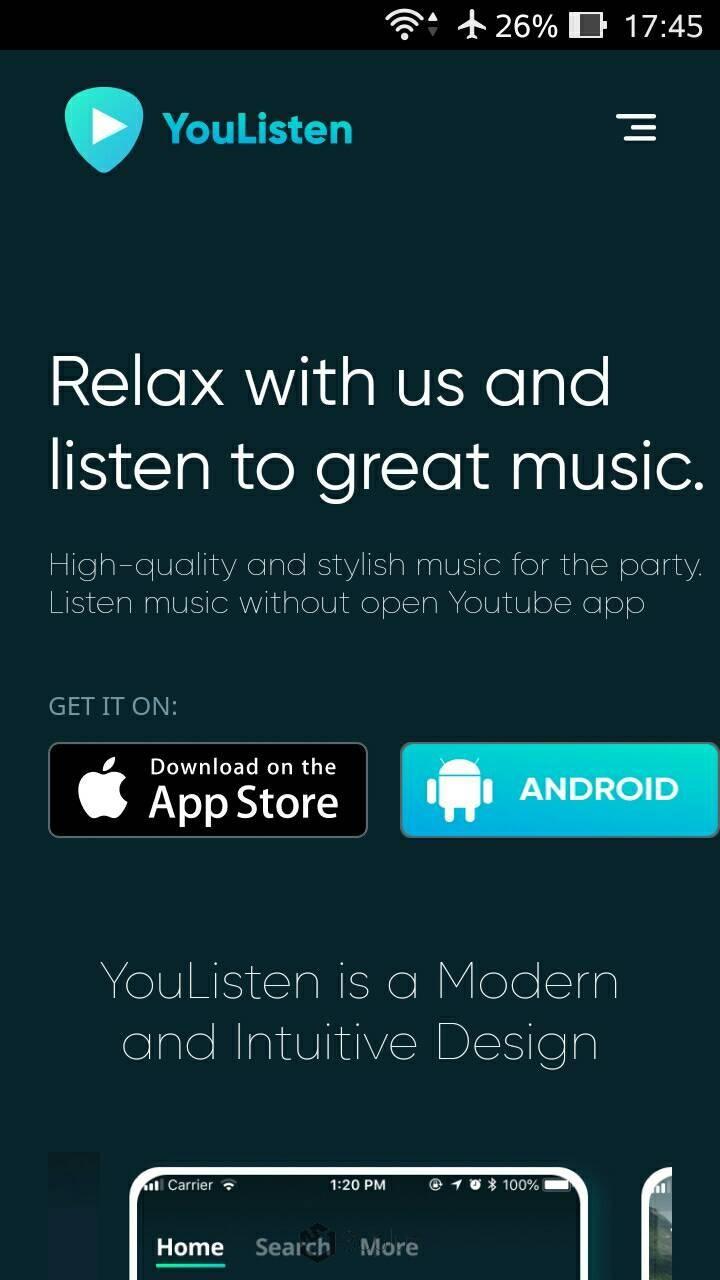 Youtube 背景播放無廣告 YouListen 給你 YouTube Music Premium 的服務