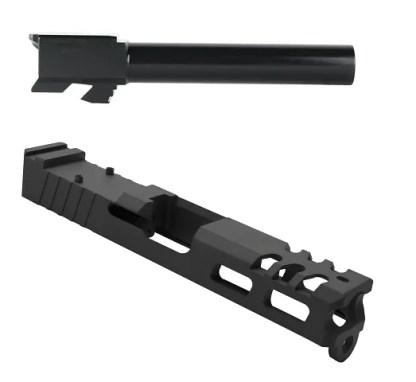 Glock 19 Custom RMR Slide and Black Nitride Barrel