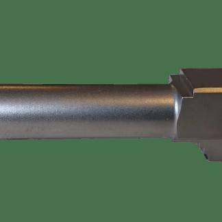 Threaded Bead Blasted Glock 19 Barrel