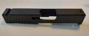 Glock 43/43X DLC Slide