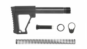 Beta rifle lenght stock and buffer kit