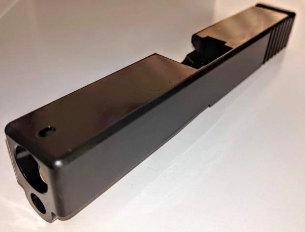 Glock 19 Rear Serrated Slide