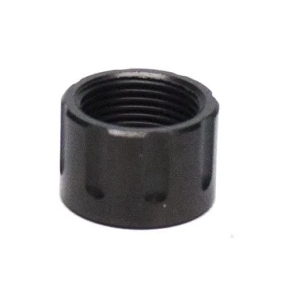 Fluted thread protector