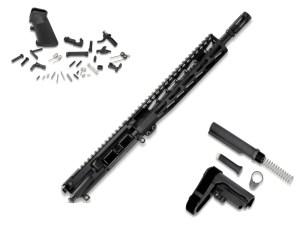 """11.5"""" AR Pistol Kit with SBA Brace"""