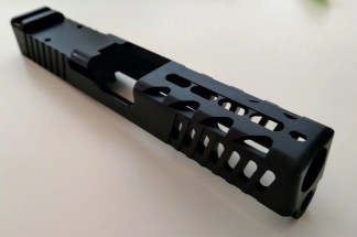 Glock 19 RMR Lightweight Slide