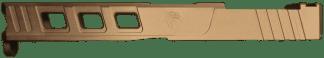 LFA Glock 17 Burnt Bronze RMR Slide