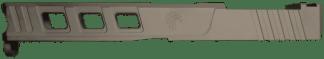Elite FDE Glock 17 RMR slide