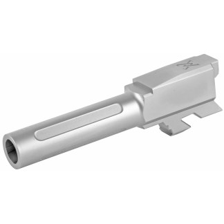 True Precision Glock 43/43X Stainless steel fluted barrel