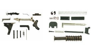 3CR Tactical Glock 26/PF940SC Frame and Slide Completion kit combo