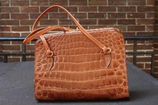 Sac vintage fabriqué en France pour le magasin Eaton du Canada - Vintage bag made in France for Eaton's Canada