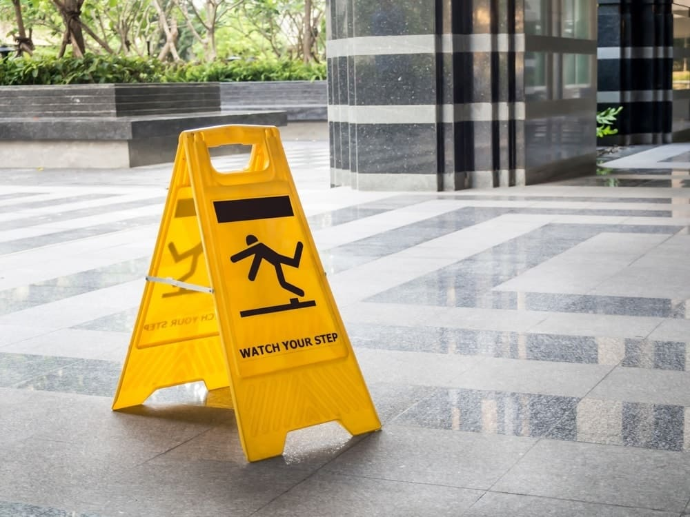 What Is The Process Of Filing A Slip And Fall Claim Adam S Kutne