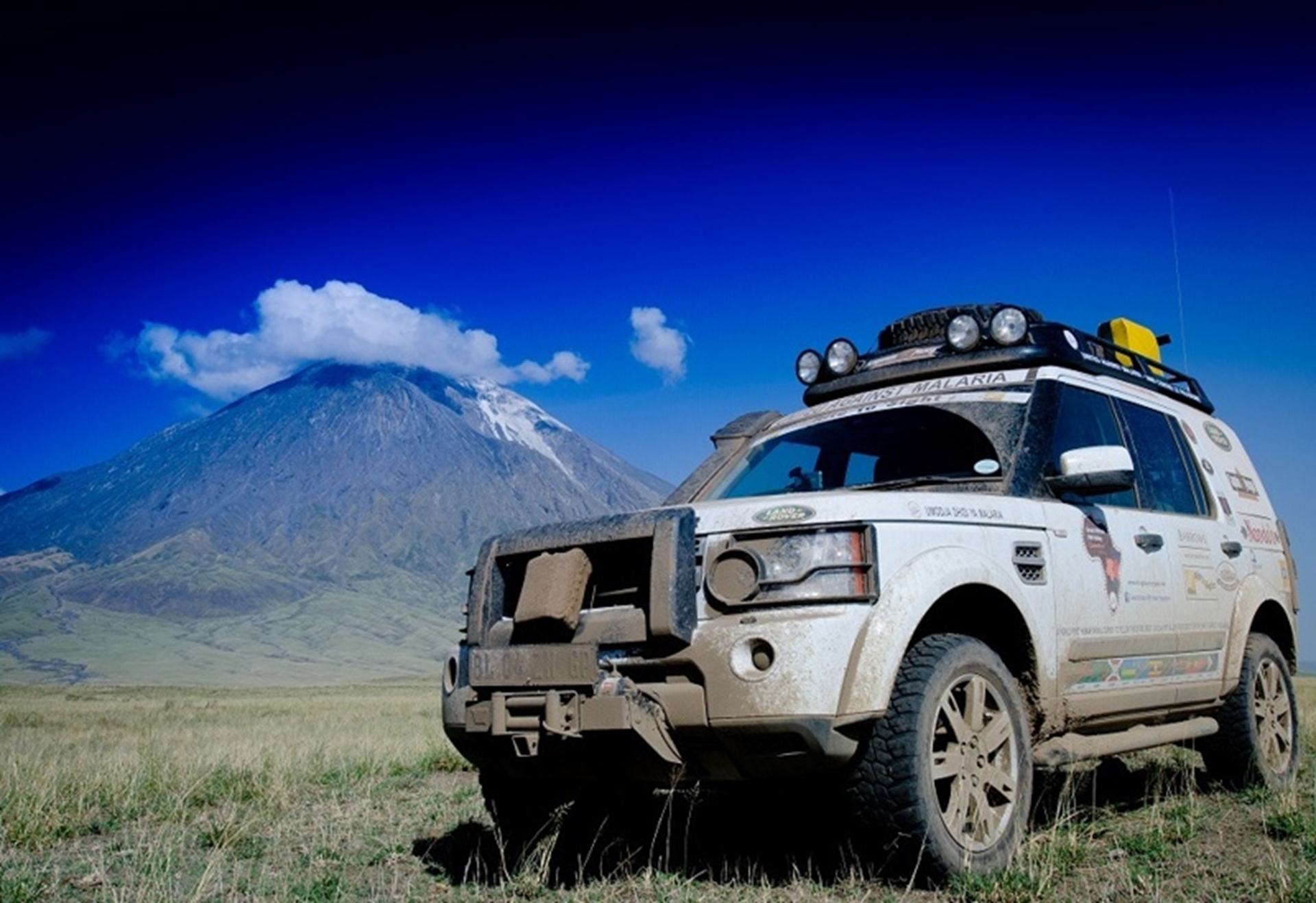 Land Rover Dispatch 80 – Drenched to the bone