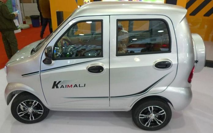 chinese electric vehicles (ev) turning heads